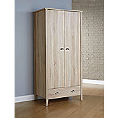 Elements Portwood 2 Door Wardrobe