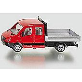Siku Mercedes Sprinter Transporter With Tipper 3538 1:50 Model Toys