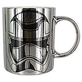 Star Wars Episode 7 Captain Phasma Mug
