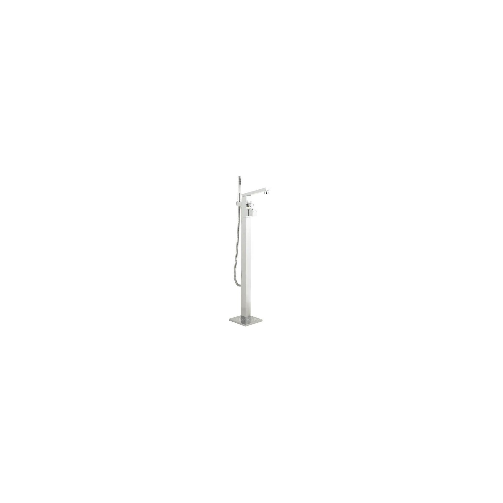 Hudson Reed Kubix Freestanding Thermostatic Bath Shower Mixer Tap at Tescos Direct