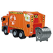 Pump Action Garbage Truck, 55 Cm