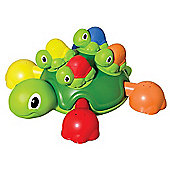 Tomy Aqua Fun Turtle Tots Bathtime Fun