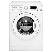 Hotpoint WMUD9627PUK Washing Machine, 9Kg Load, 1600 RPM Spin, A++ Energy Rating, White