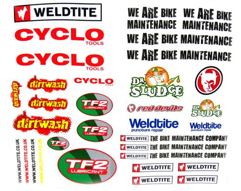 Weldtite Decal Scratch Sheet