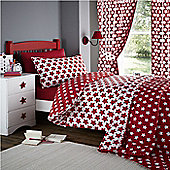 Etoile, Red Star Junior Bedding