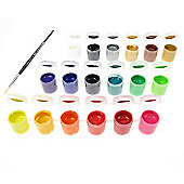 Reeves Artist Tempera Colour Set