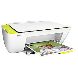 HP Deskjet 2134, All-in-One Inkjet colour Printer - White