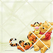 Winnie the Pooh Photo Board