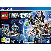 Lego Dimensions - Starter Pack PS4