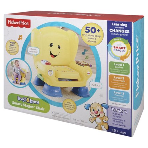 Buy Fisher Price Laugh Learn Smart Stages Chair From Our