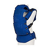 Moby Aria Baby Carrier in Blue