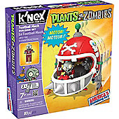 K'nex Plants Vs. Zombies Football Mech Building Set