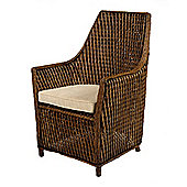 Desser Gio Chair with Modena Pad - Brown