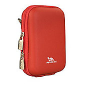 Rivacase Riva 7103 PU Digital Camera Case, Red