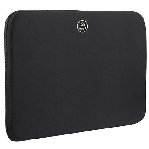 Techair Slim Slipcase (Black/Blue) for 17.3 inch Notebooks