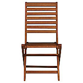 Windsor Wooden  Folding Dining Chair 2pk
