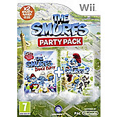 The Smurfs Double Pack