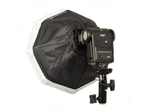 Interfit STR125 Strobies Octobox 12' (30cm) for off camera