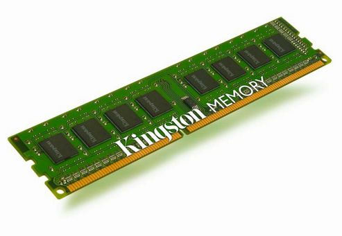 Kingston ValueRAM 4GB (1x4GB) Memory Module 1066MHz DDR3 ECC 240-pin DIMM with Thermal Sensor