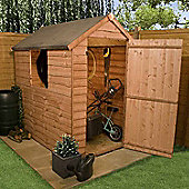 BillyOh Traditional Economy 6 x 4 Apex Shed