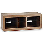 TNW Murano 1250 Oak TV Stand For Up To 60 inch TVs