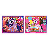 2x25 Pieces My Little Pony Asstorted