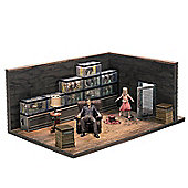 Walking Dead Walking Dead Construction Governors Room Action Figure - Toys/Games