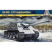 Sd.Kfz 173 Jagdpanther - 1:72 Scale - 7048 - Italeri