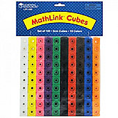 Learning Resources Math Link Cubes
