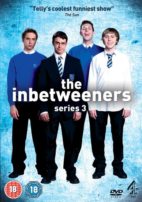 Inbetweeners - Series 3 - Complete (DVD Boxset)