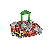 Thomas & Friends Take-n-Play Cube Station Playset - Salty at the Docks