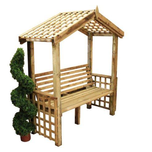Trellis Arbour Seat