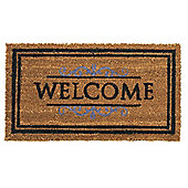 Ruco Classic Natural Door Mat