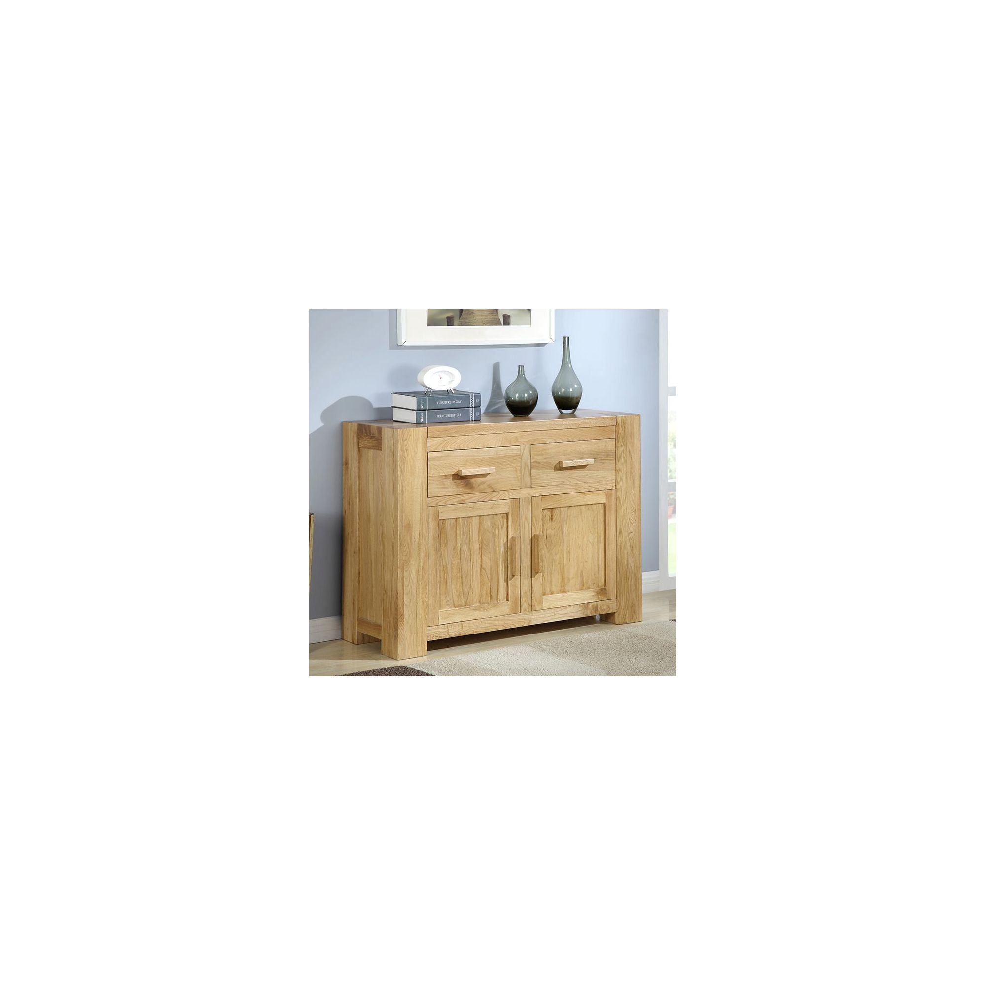 Shankar Enterprises Oslo Medium Sideboard at Tesco Direct