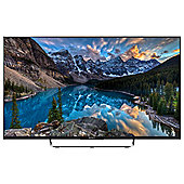 Sony KDL43W805CBU Android Smart 3D Full HD 43 Inch LED TV with Youview, Built-in WiFi and Freeview HD