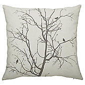 Bird Silhouette Cushion