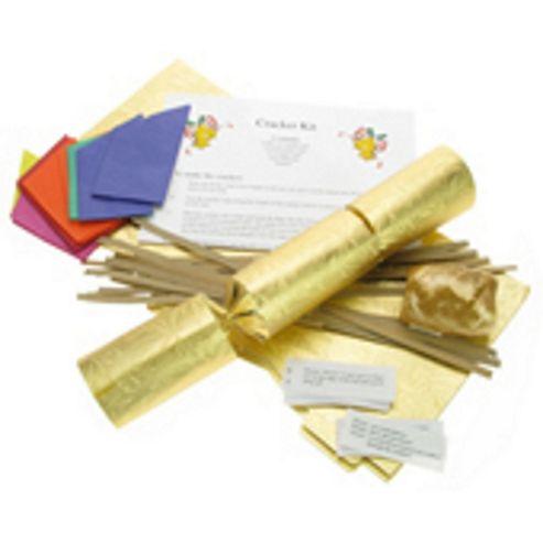 Cracker Kit Gold, makes 12 crackers.
