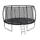 14ft Telstar Vortex Trampoline Set Including Cover + Ladder