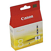 Canon 14 ml Original Ink Cartridge for Canon Pixma iP3500 Printer - Yellow