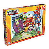Super Friends Jigsaw Puzzle (35 Pieces)