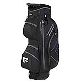 """Forgan Golfdry 9.5"""" Waterproof Golf Trolley Bag Black/Black"""
