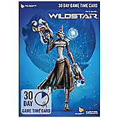 Wildstar 30 Day Time Card - PC
