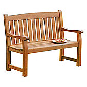 Suntime Balmoral 2 Seat Hardwood Garden Bench