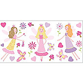 Fairy Garden, 22 Wall Stickers