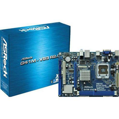 ASRock G41M-VS3 R2.0 Motherboard