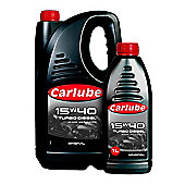 15W40 Diesel Mineral Engine Oil (1 Litre)