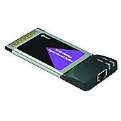 Gigabit 1000 Ethernet PCMCIA Laptop Card