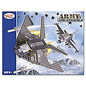 Toyrific Bricks Army Air Attack (402pc)