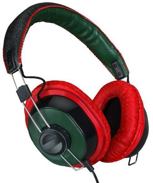Aerial7 Chopper 2 In-Line Mic Headphones in Soldier