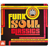 Ministry Of Sound: Funk Soul Classics (3CD)